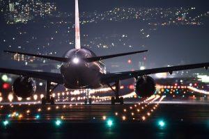 Aeroport marignane nuit